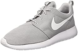Nike Mens Rosherun Wolf Greywhite Running Shoe 9 Men Us