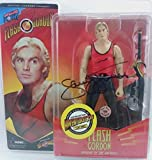 Flash Gordon Exclusive Action Figure Autographed By Sam Jones