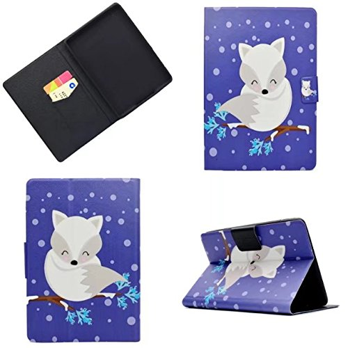 Kindle Paperwhite 1 2 3 Case Anya Painted Leather Case Slim Fit Premium Leather Amazon Kindle Paperwhite Case Arctic Fox