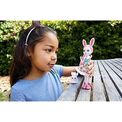 Enchantimals Bree Bunny Doll, Standard Packaging: Toys & Games