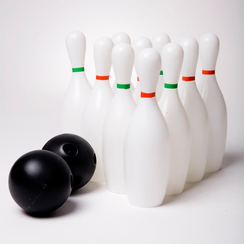 amazon com miniature bowling set toys u0026 games