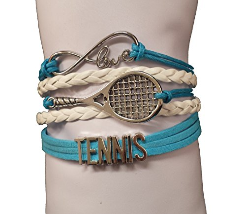 Tennis Bracelet Racket Lover Player product image