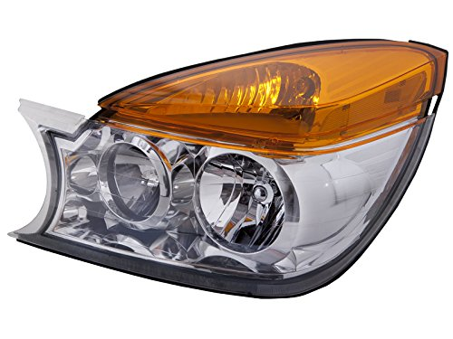 - Headlights Depot Replacement for Buick Rendezvous Headlight OE Style Replacement Headlamp Driver Side New