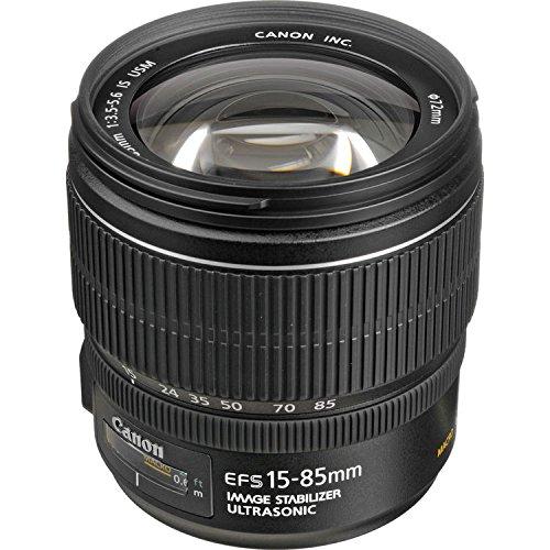 Canon EF-S 15-85mm f/3.5-5.6 IS USM UD Standard Zoom Lens