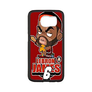 Generic Lebron James TPU Cell Phone Cover Case for samsung_galaxy_s7 edge N7100 AS1W8848669