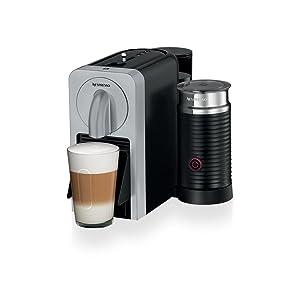 Nespresso Prodigio & Milk Prata 127 V