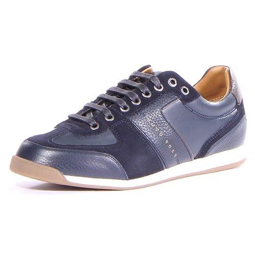 Hugo Boss Maze_Lowp_tbsd Hombres Zapatos: Amazon.es: Zapatos y complementos