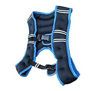 Gymenist Weight Vest With Adjustable Straps One Size Fits All