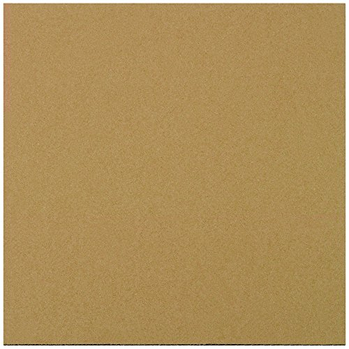 Partners Brand PSP15SK Corrugated Layer Pads, 15 7/8'' W x 15 7/8'' L, Kraft (Pack of 1500) by Partners Brand
