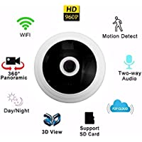 HD Wi-fi Mini IP Camera 360 ¡ãHome Security Wireless P2P Wifi IP CCTV Camera