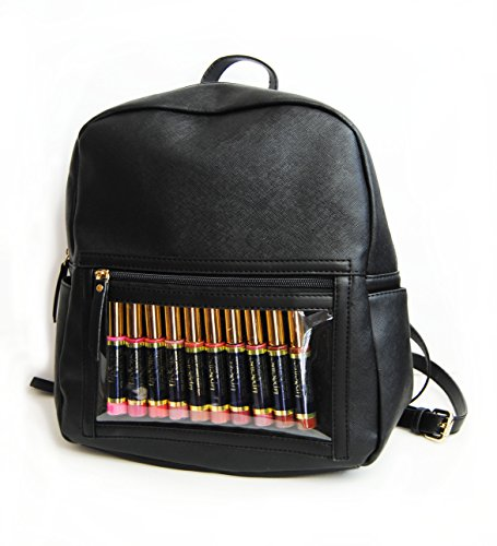 WOW Backpack Direct Sales Bag with Clear Front for Product Display LipSense Paparazzi
