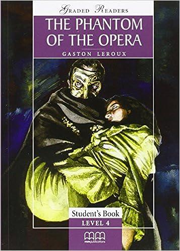 PHANTOM OF THE OPERA PACK LIBRO+ACTIVIDADES+CD: Amazon.es: AA.VV.: Libros