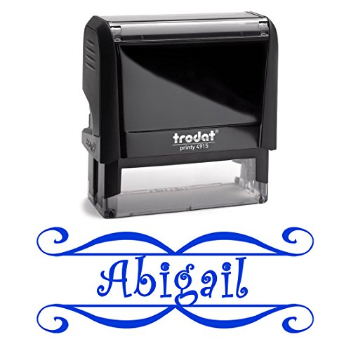 Charmant Personalized Kids Name Self Inking Stamp, Decorative Stamp, Custom Font,  Customized With Name, Rubber Stamp, Naming Stamp, Childrenu0027s Signature  Stamper, ...