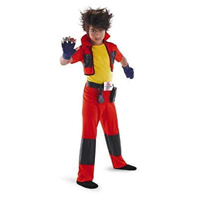 Bakugan Dan Classic - Size: Child M(7 - 8): Clothing [5Bkhe1206929]