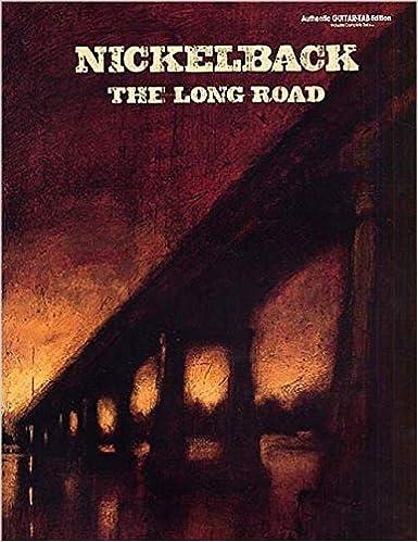Amazon.com: Nickelback -- The Long Road: Authentic Guitar TAB ...