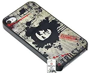 iphone covers Case for Apple Iphone 5 5s El Che Guevara Argentina Glass Vintage Shiny Glossy WANGJING JINDA