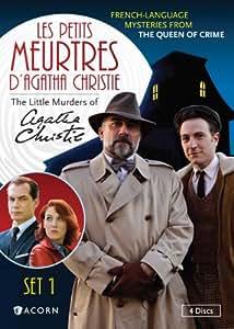 Petits Meurtres D'agatha Christie Set 1 /