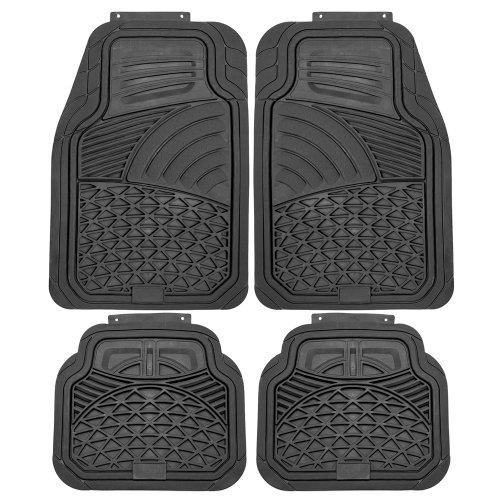oxgord-4pc-sea-shell-floor-mats-for-audi-a4-black