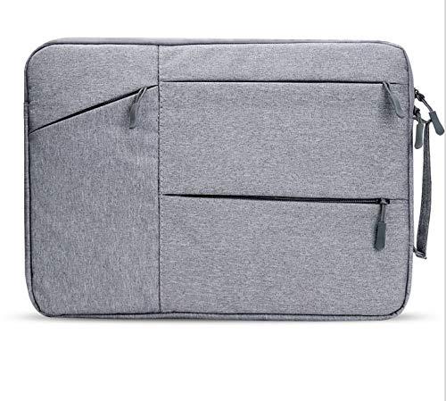 11in Zippered Canvas Carrying Sleeve Breifcase Bag for Jumper EZpad Go 11.6 / iPad Pro 11 / iPad Pro 10.5 / Samsung Galaxy Tab A 10.5 / Galaxy Tab S4 -
