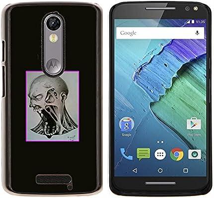 Skull Market/ - Mad Scream For Motorola Moto X 3rd / Moto X Style ...