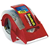 Scotch Heavy Duty Shipping Packaging Tape, 1.88 x 800 Inches (142)