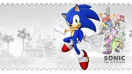 Sonic el erizo y Amigos Comestible Decoración Para Tarta ...