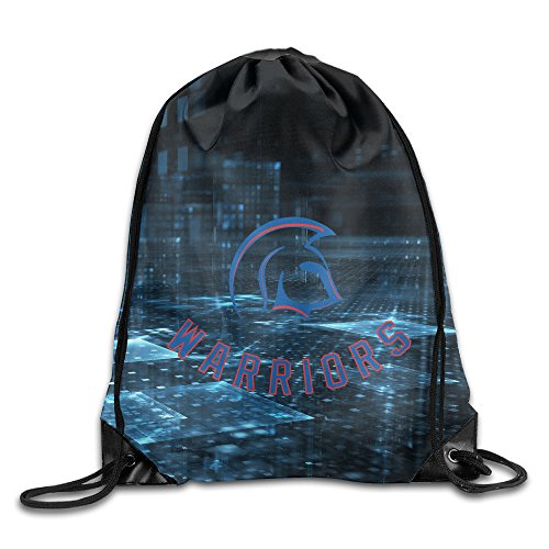 YesYouGO Warriors Logoe Unisex Drawstring Backpacks/Bags