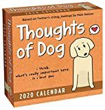 Thoughts of Dog 2020 Day-to-Day Calendar: more info