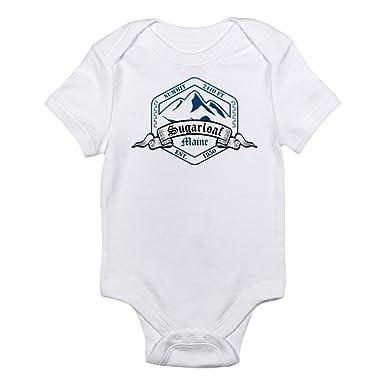 Amazon.com: CafePress Sugarloaf Ski Resort Maine Body ...