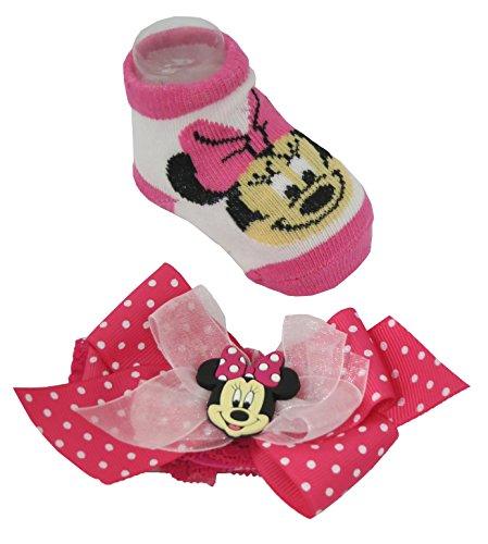 Disney Minnie Mouse Headband Months