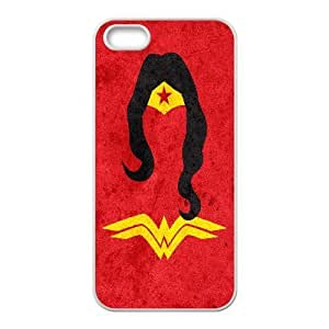 Case For HTC One M8 Cover , Minimalist Wonder Woman Posters Case For HTC One M8 Cover , Stevebrown5v White