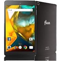 "Fluo Play8 Tablet, 8"",  Wi-Fi, 1 GB Ram, 8 GB Depolama, Siyah"