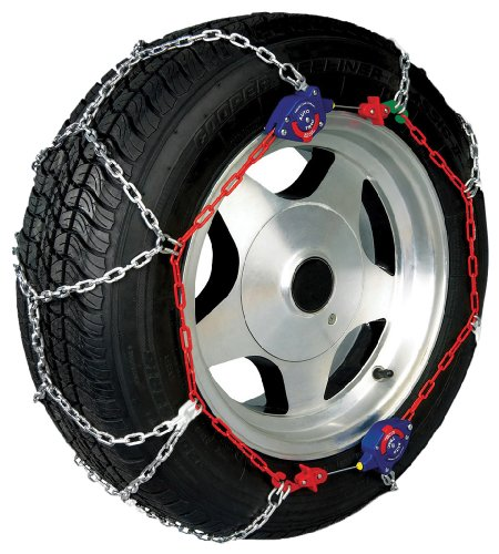 Peerless 0155005 Auto-Trac Tire Traction Chain - Set of 2 (Ford Explorer Stuck In 4 Wheel Drive)