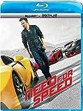 Need for Speed (Blu-ray + Digital HD)