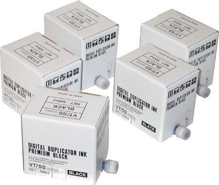 Ricoh Duplicator - Ricoh 817113 Compatible Duplicator Ink44; Black