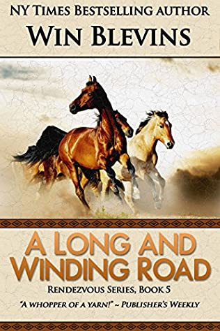 book cover of A Long and Winding Road
