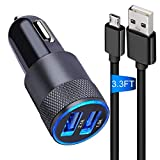 Fast Car Charger Compatible Maxwest Astro X55s 5.5