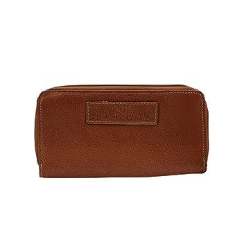 BAG2BAG Tennessee Wallet Cognac: Amazon.co.uk: Luggage