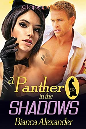 book cover of A Panther in the Shadows