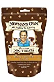 Newman's Own Organics Premium Dog Treats Small Size Peanut Butter Flavor - Pack of 3 - 10 Oz. ea.
