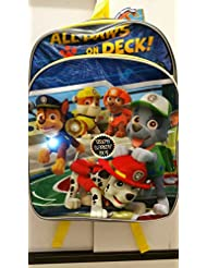 Nickelodeon Paw Patrol 16 inches Backpack - BRAND NEW - Licensed Product