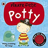 Pirate Pete's Potty: A Ladybird potty training book by Pinnington, Andrea (2009)