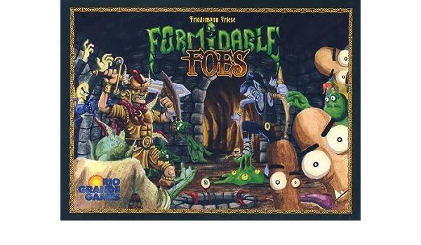 Formidable Foes Rio Grande Games 310RGG