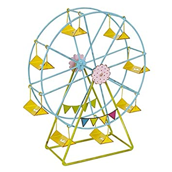 Miniature Fairy Garden Ferris Wheel