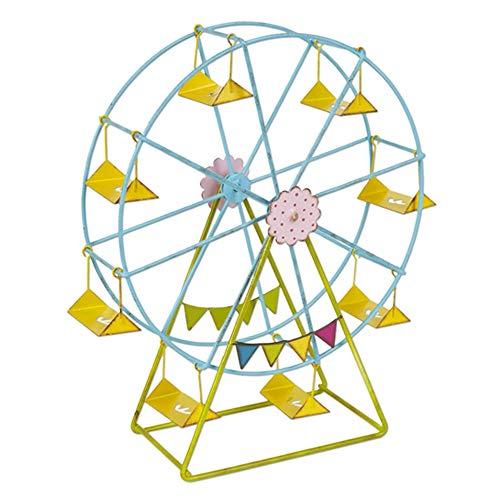 (Miniature Fairy Garden Ferris Wheel)
