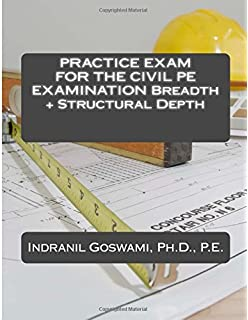 civil pe exam breadth and structural depth practice exams and
