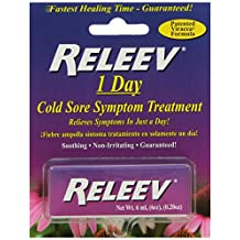 Releev 1 Day Cold Sore Treatment 6ML