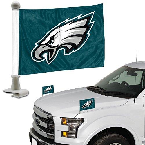 ProMark NFL Philadelphia Eagles Flag Set 2Piece Ambassador Stylephiladelphia Eagles Flag Set 2Piece Ambassador Style, Team Color, One Size