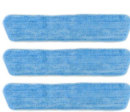 Simplee Cleen Household Swivel Mop Microfiber Dust Pad (3 Pack) by Simplee Cleen by Simplee Cleen - Household Swivel Mop
