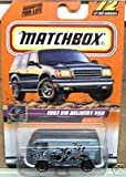 Matchbox 1967 VW Delivery van new in package #72 1:64 Scale